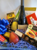 Wine Gift Basket/ Box from Harpswell, The Black Sheep Wine Shop